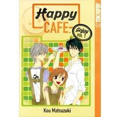 Happy Cafe édition USA