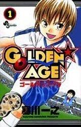 Golden Age édition simple