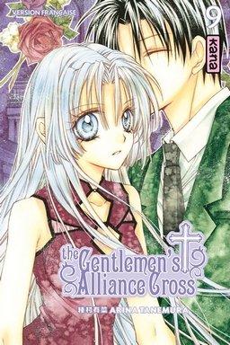 couverture, jaquette The Gentlemen's Alliance Cross 9  (kana)