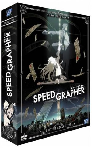 Speed Grapher édition COLLECTOR - VO/VF (édition 2010)