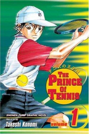 Prince du Tennis édition Américaine