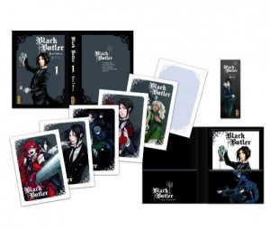 Black Butler édition Collector