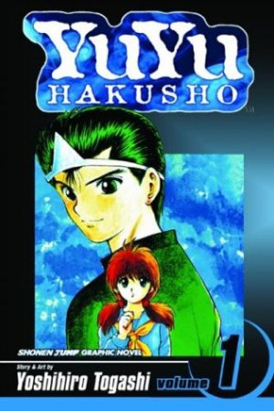 YuYu Hakusho édition Américaine