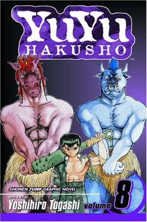 YuYu Hakusho 8