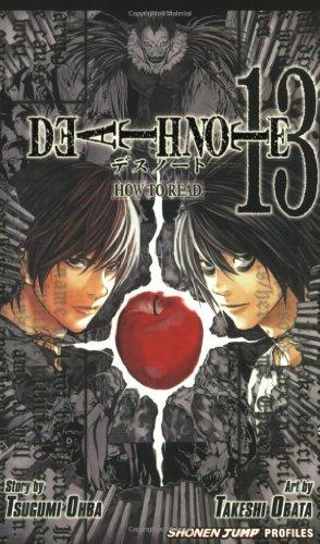 Death Note vol.13 - How to Read édition Américaine
