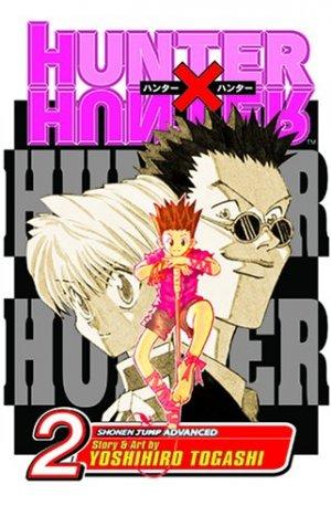 couverture, jaquette Hunter X Hunter 2 Américaine (Viz media)