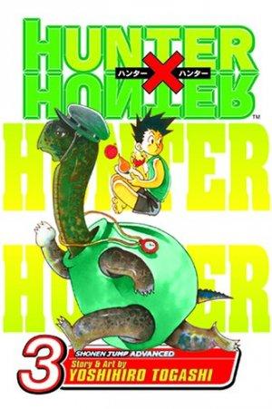couverture, jaquette Hunter X Hunter 3 Américaine (Viz media)