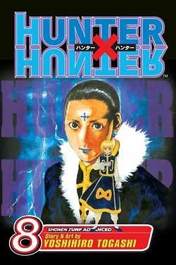 couverture, jaquette Hunter X Hunter 8 Américaine (Viz media)