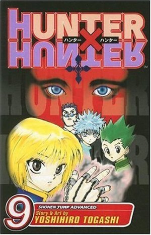 couverture, jaquette Hunter X Hunter 9 Américaine (Viz media)