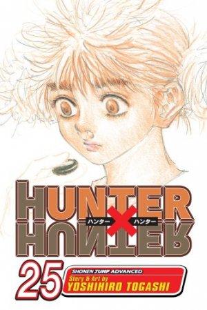 couverture, jaquette Hunter X Hunter 25 Américaine (Viz media)