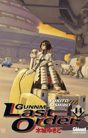Gunnm Last Order T.14