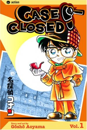 Detective Conan édition Américaine