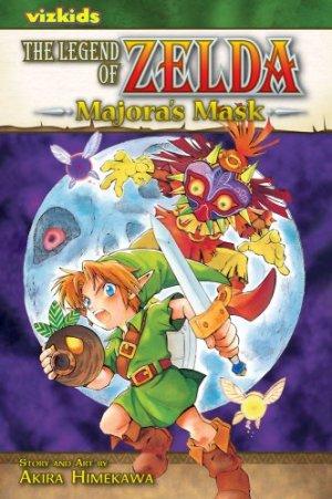 The Legend of Zelda: Majora's Mask édition Américaine