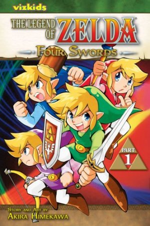 The Legend of Zelda: Four Swords Adventures édition Américaine