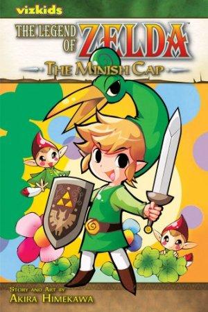 The Legend of Zelda: The Minish Cap édition Américaine