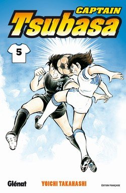 couverture, jaquette Captain Tsubasa 5 Réédition Française (Glénat Manga)