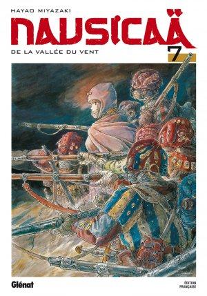 couverture, jaquette Nausicaä de la Vallée du Vent 7 Nouvelle édition (Glénat Manga) Manga