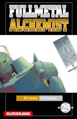 Fullmetal Alchemist # 25