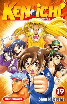 Kenichi - Le Disciple Ultime # 19