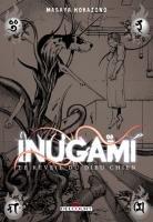 couverture, jaquette Inugami, Le Réveil du Dieu Chien 8  (Delcourt Manga)