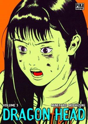 couverture, jaquette Dragon Head 3 Réédition Française (Pika)