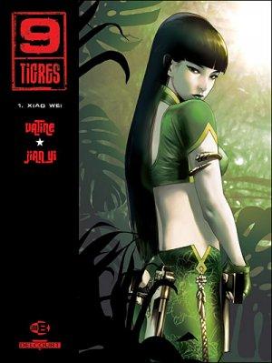 9 Tigres 1 Manhua