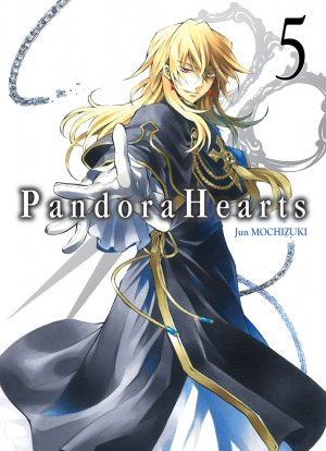 couverture, jaquette Pandora Hearts 5  (Ki-oon)
