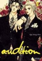 couverture, jaquette Audition 3  (Saphira) Manhwa