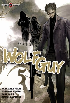 couverture, jaquette Wolf Guy 5  (Tonkam)