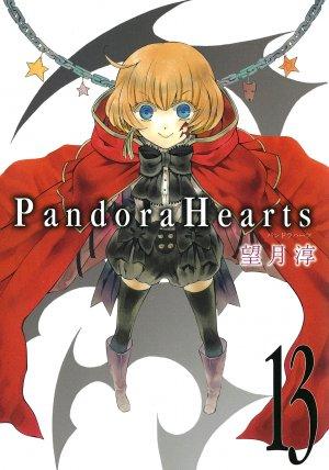 couverture, jaquette Pandora Hearts 13  (Square enix)