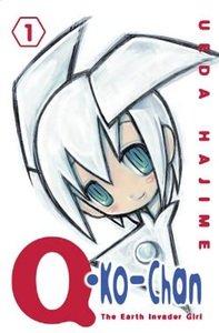 Q·Ko-chan: The Earth Invader Girl édition USA