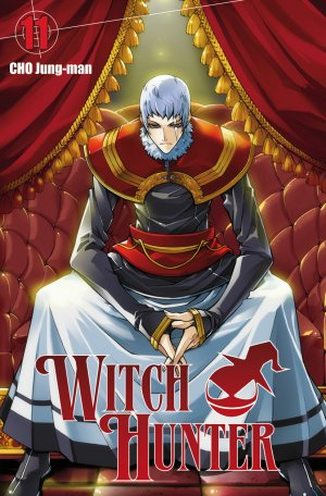 Witch Hunter T.11