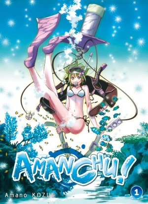 Amanchu ! édition Simple