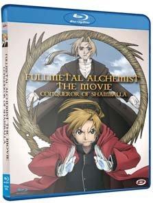 Fullmetal Alchemist - Film 1 - Conqueror of Shamballa édition Blu-Ray