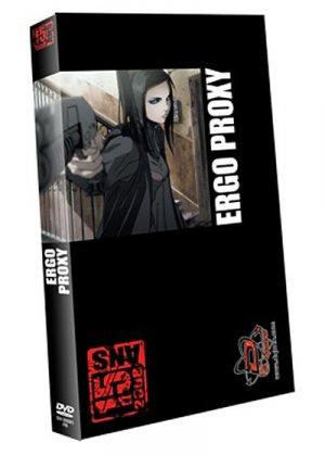 Ergo Proxy édition INTEGRALE 15 ANS