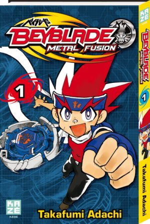 Beyblade Metal Fusion/Masters/Fury #1