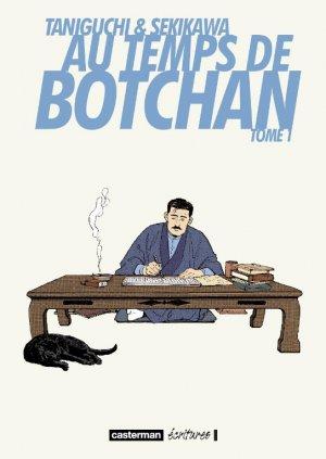 Au Temps de Botchan édition Réédition Française