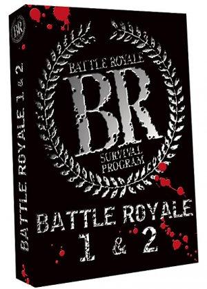 Battle Royale - Films 1 et 2