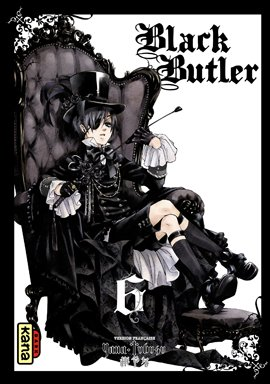Black Butler T.6