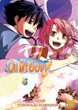 couverture, jaquette Oh my God ! 5  (Taifu Comics) Manga
