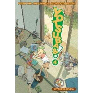 Yotsuba & ! édition Anglais - ADV Manga