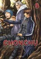 couverture, jaquette Chonchu 9 1ERE EDITION (Tokebi)