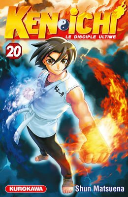 Kenichi - Le Disciple Ultime # 20