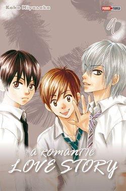 couverture, jaquette A Romantic Love Story 9  (Panini manga)