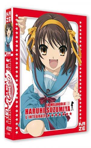 La Mélancolie de Haruhi Suzumiya édition Intégrale Saison 1 Réédition