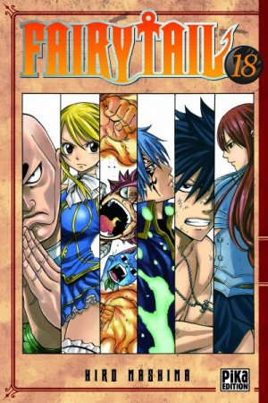 Fairy Tail T.18