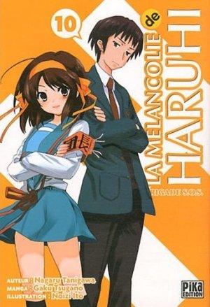 La Mélancolie de Haruhi Suzumiya T.10