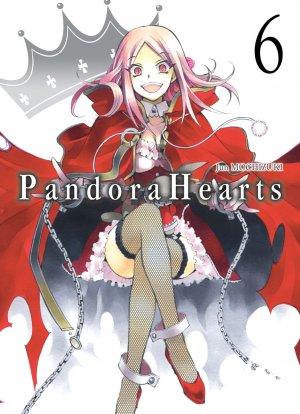 couverture, jaquette Pandora Hearts 6  (Ki-oon)