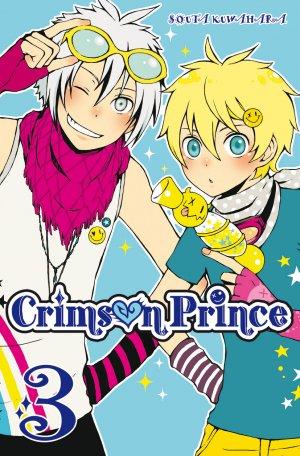 Crimson Prince T.3
