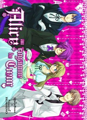 couverture, jaquette Alice au Royaume de Coeur 5  (Ki-oon)